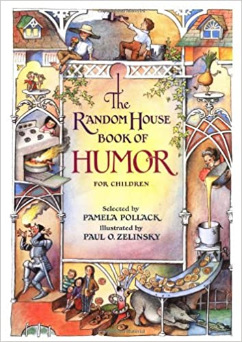 The Random House Book Of Humor For Children Pamela Pollack Paul