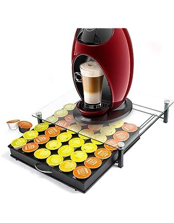 Amazon.es: Soportes para cápsulas de café: Hogar y cocina