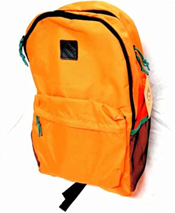 Mintra School Backpacks Orange