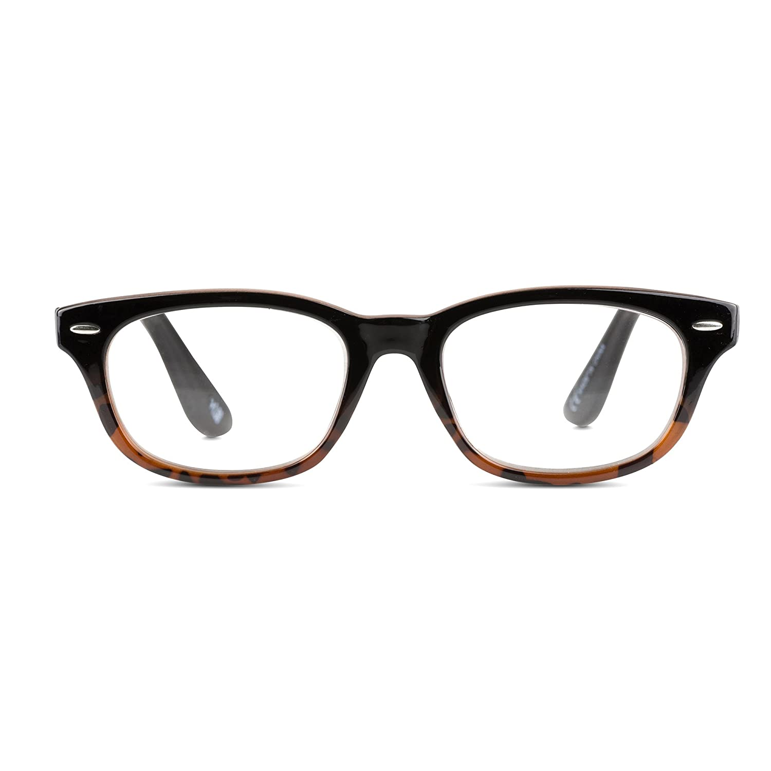 5f42fb7d1c3e Amazon.com  Reading Glasses for Women and Men  Designer Readers with  Stylish Frames  Clothing