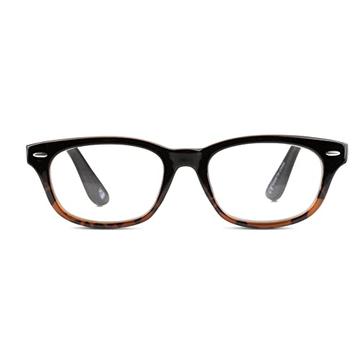 6a87fad2e1 Image Unavailable. Image not available for. Color  EyeSquared Deluxe  Reading Glasses ...