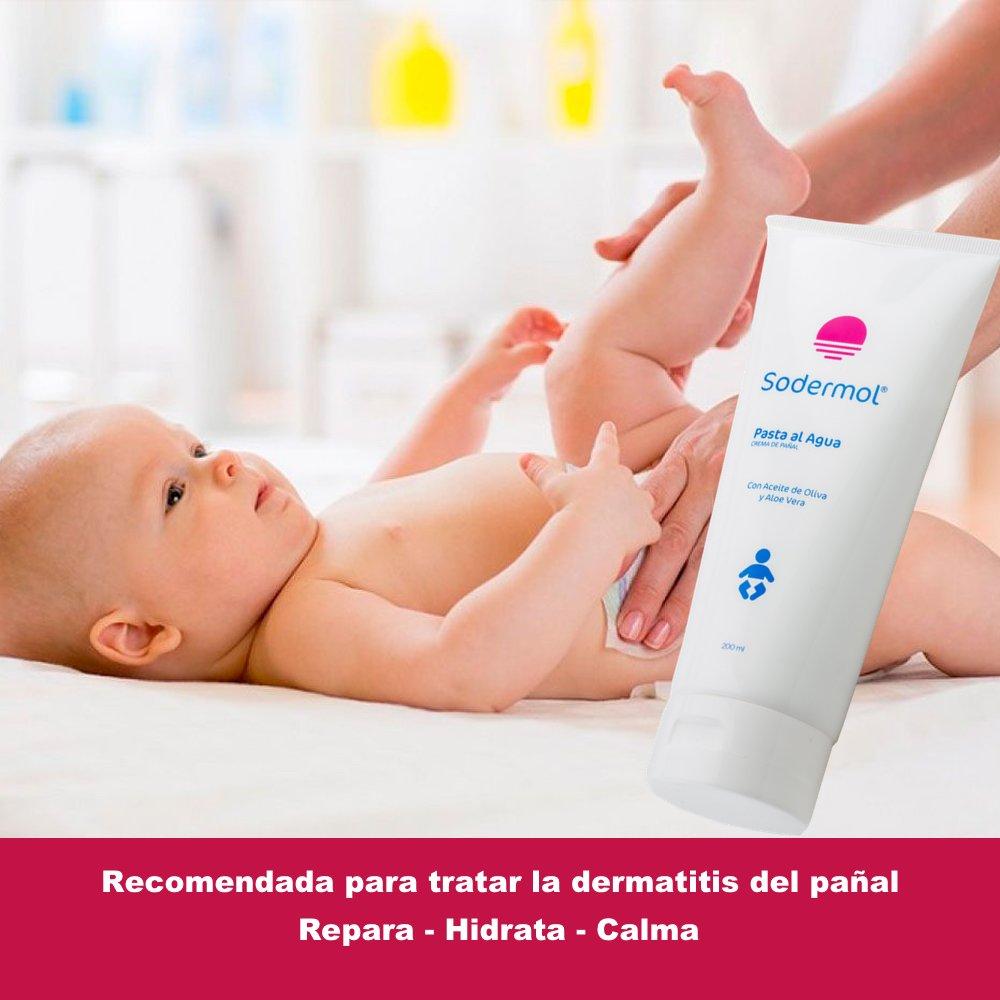 Crema pañal para culito de bebe y adultos, Pasta al agua Aloe Vera, Aceite de oliva,Caléndula, Urea.Previene de Rojeces, Irritaciones, Escoceduras.