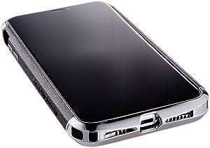 DRACO Design AERO Dual Protection Metal Bumper Case for iPhone Xs MAX