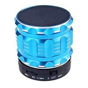 R&B S28 Portable Mini Speaker Wireless Stereo Bluetooth Speakers Super Bass Audio Player Handsfree With Mic FM Radio Support TF Card