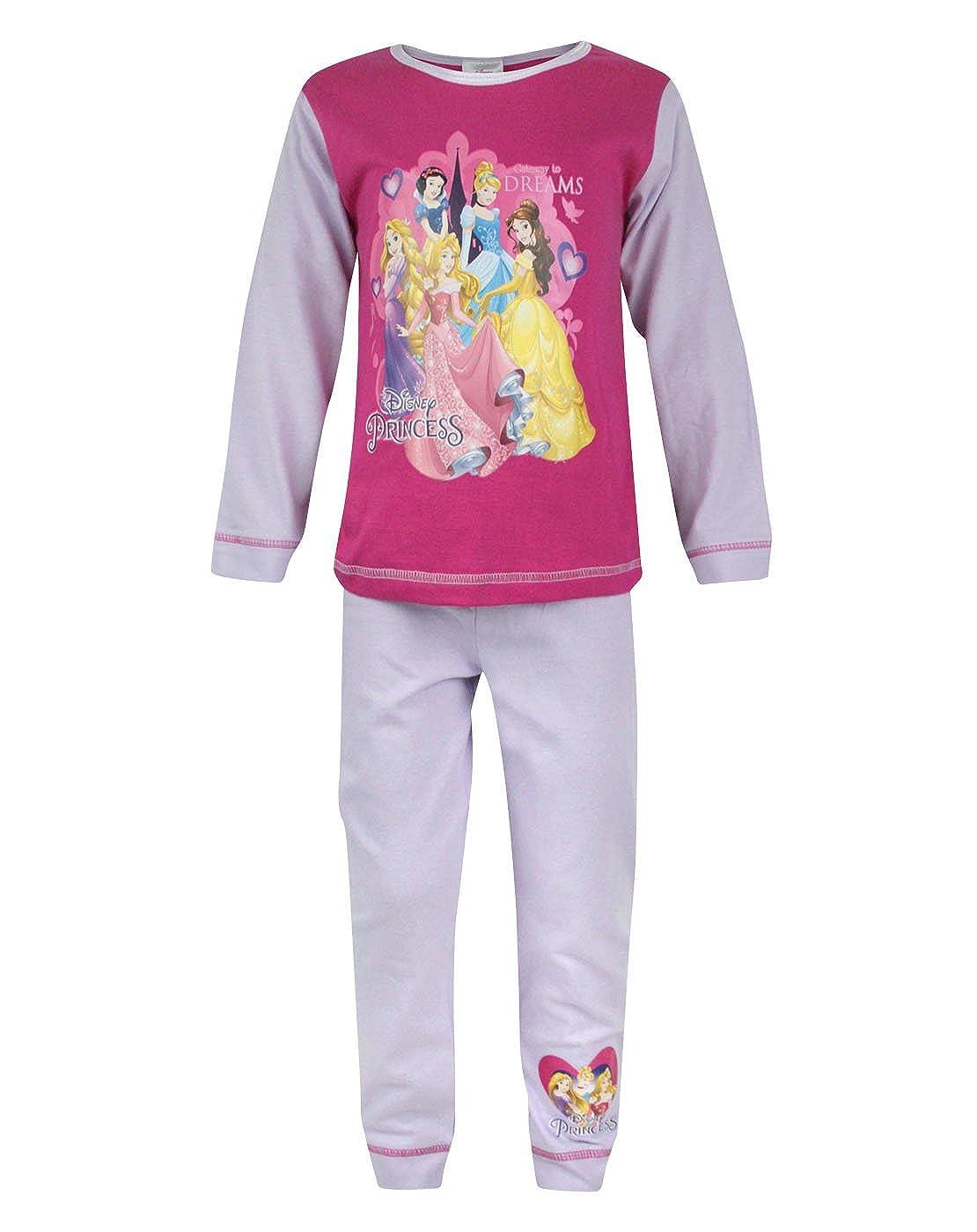 Official Disney Princess Girl's Pyjamas