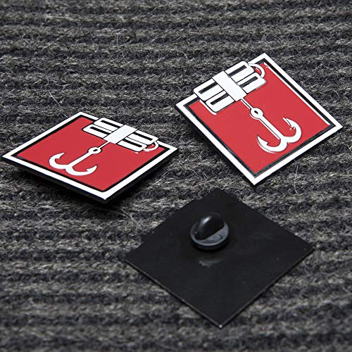 FanFit Gaming Six Collection KapKan Enamel Pin Official 6 Collection Licensed