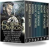 Gods & Dragons: 8 Fantasy Novels (English Edition)
