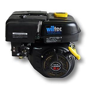Wiltec Spare Part Petrol Gasoline Engine Carburetor without fuelcock 6,5 hp