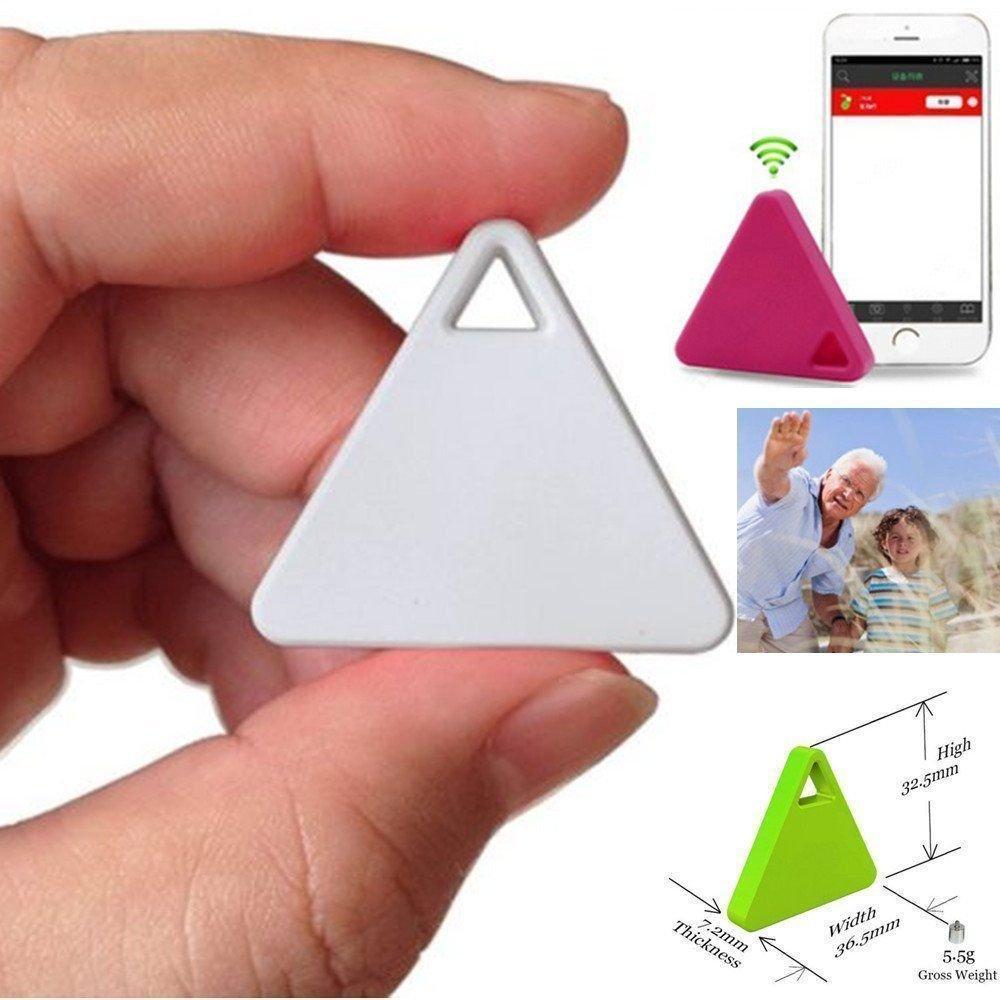 amazoncom mini bluetooth smart tag tracker pet child tracking key finder gps locator alarm sports outdoors