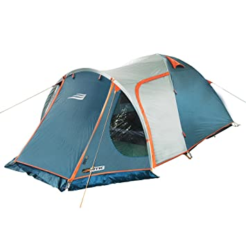 NTK Indy GT 3 to 4 Person 12 by 7 Foot Sport C&ing Tent 100%  sc 1 st  Amazon.com & Amazon.com : NTK Indy GT 3 to 4 Person 12 by 7 Foot Sport Camping ...