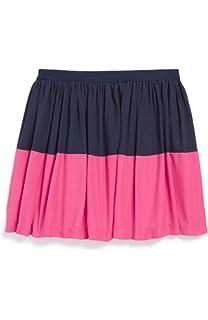 Ella Moss Girls Big Skirt Velvet