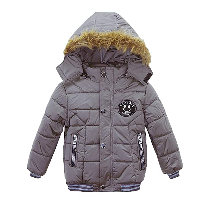 Amazon.com: Ankola Down Jacket Toddler Baby Boys Girls ...