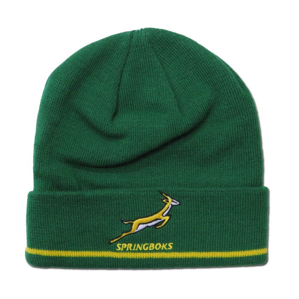 Springboks South Africa Rugby Beanie