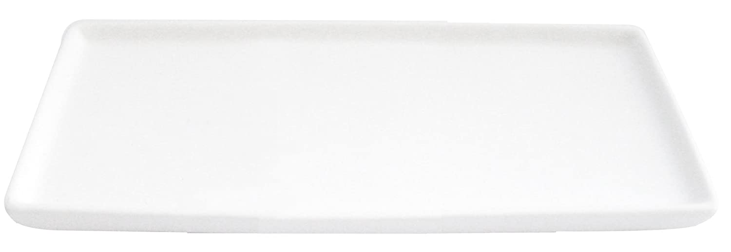 Pretty Valley Rectangle Ceramic Tray (S)