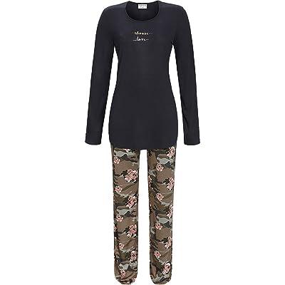 Ringella - Pyjama manches longues Ringella LINGERIE anthrazit