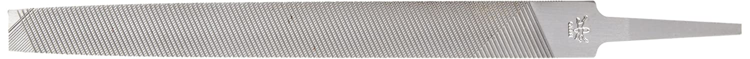 31//32 Width 10 Length American Pattern PFERD Flat Hand File for Aluminum Single Cut 1//4 Thickness 10 Length 31//32 Width 1//4 Thickness 1612W250H0 #0 Coarseness Rectangular