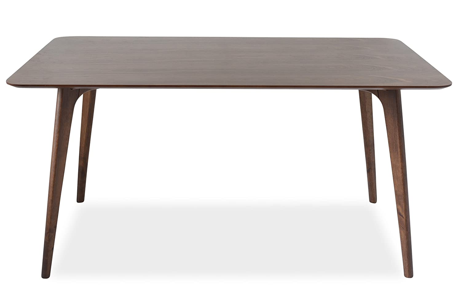 Amazoncom Edloe Finch Ef Z4 Dt005 Mid Century Modern Dining Table