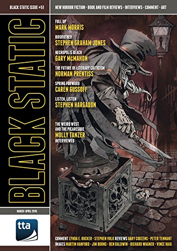 Black Static #51 (Mar-Apr 2016) (Black Static Horror & Dark Fantasy Magazine)
