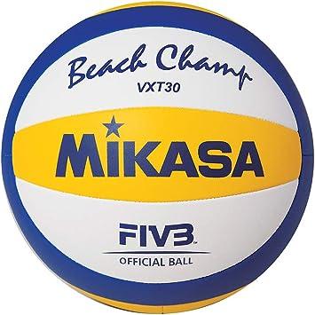 MIKASA 1620 - Balón de Voleibol para Exterior (Cuero), Color ...