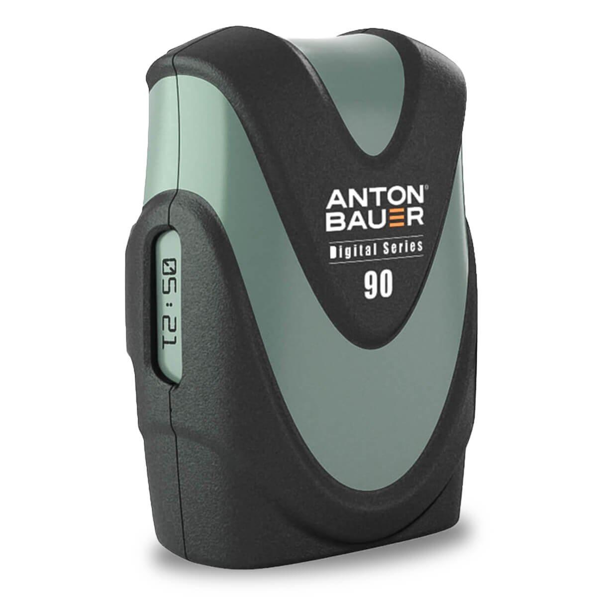 Anton Bauerデジタル90リチウムイオンゴールドマウント電池 14.4V 89Wh B00KHR6BC2