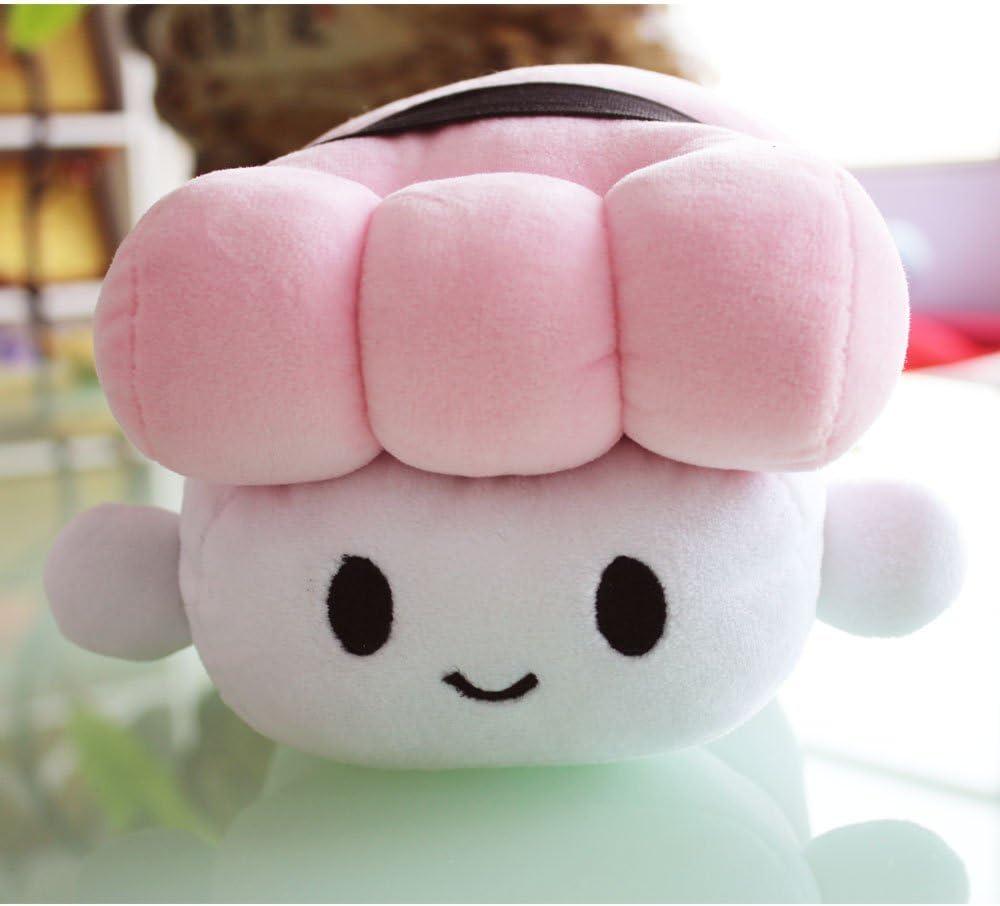 Mystery/&Melody Cibo giapponese Sushi Cuscino Cuscino Peluche Decorazione Cuscino Sushi Cuscino Bambola Bambini Regalo per bambini Rose