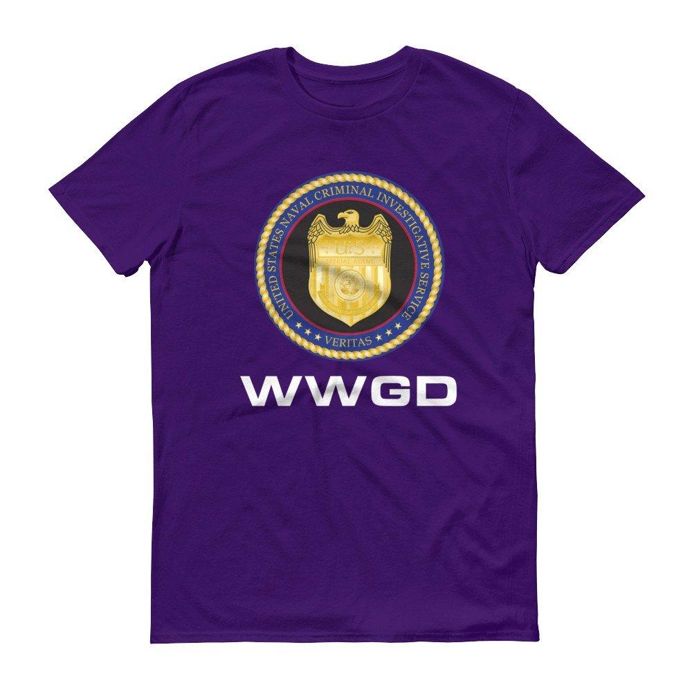 Dobrador Shopateria WWGD What Would Gibbs Do T-Shirt Unisex