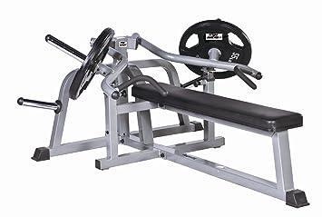 Máquina Palanca press banca, de pecho,banco de pesas: Amazon.es: Deportes y aire libre