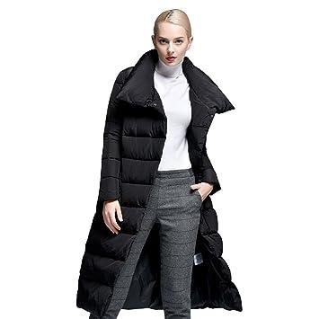 Légère D'hiver Manteau Doudoune Veste Longue Femme 2 Gwell Blouson qE7a1t