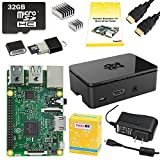 Image of CanaKit Raspberry Pi 3 Complete Starter Kit - 32 GB Edition