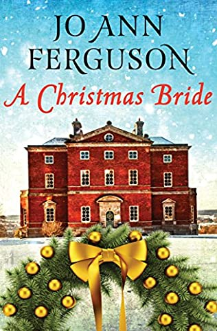 book cover of A Christmas Bride