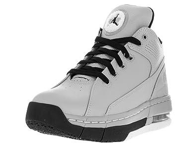 bc9e818d505 Amazon.com | Jordan Ol School Low Mens Style: 317765-014 Size: 9.5 Wolf Grey /Black-White | Fashion Sneakers
