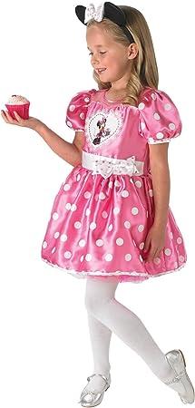 Rubies 3888830M - Disfraz de Minnie Mouse con cupcake rosa ...