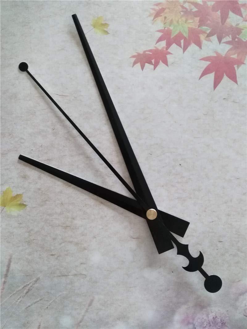 Maslin 50PCS 22MM Shaft Sweep Silent No Tic Quartz Clock Movement Mechanism Clock DIY Kits