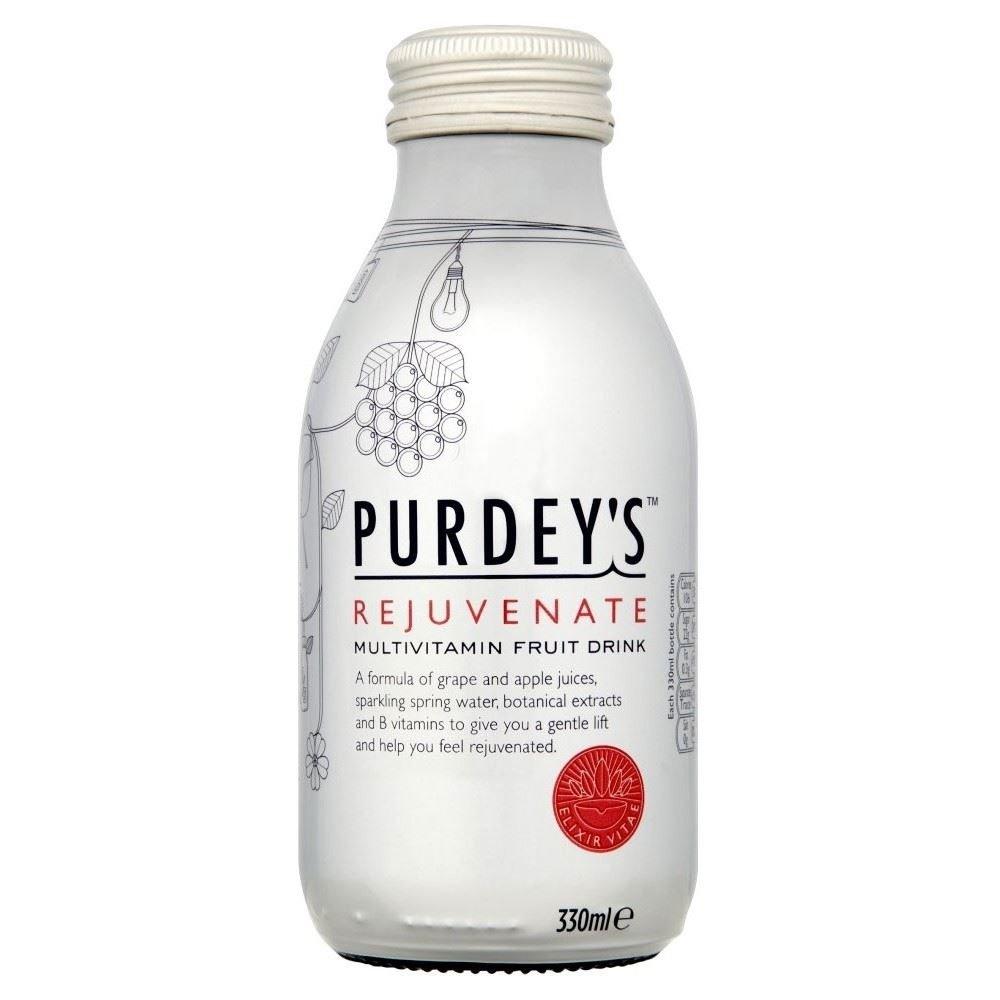 Purdey's Multivitamin Fruit Drink (330ml) - Pack of 6