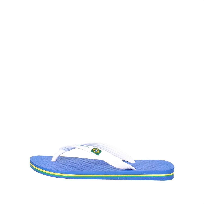 Ipanema 80408 24079 Tongs Femme Bleu Bleu - Chaussures Tongs Femme