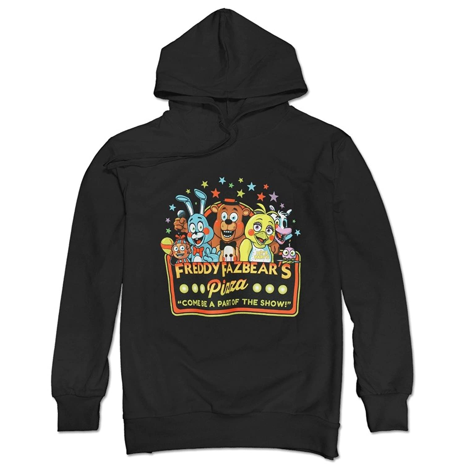 DAVID Men's Character Boys' Five At Nights Freddy's Hoodie lovely