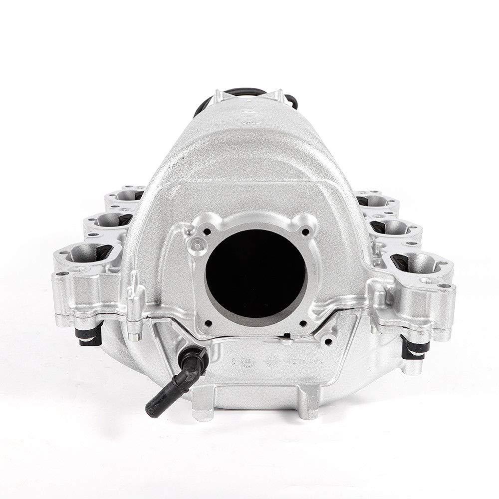 Engine Intake Manifold Assembly 2721402401 Fit for Mercedes Benz C300 CLC230 E350 GLK350 S400 SLK350 ML450 R350