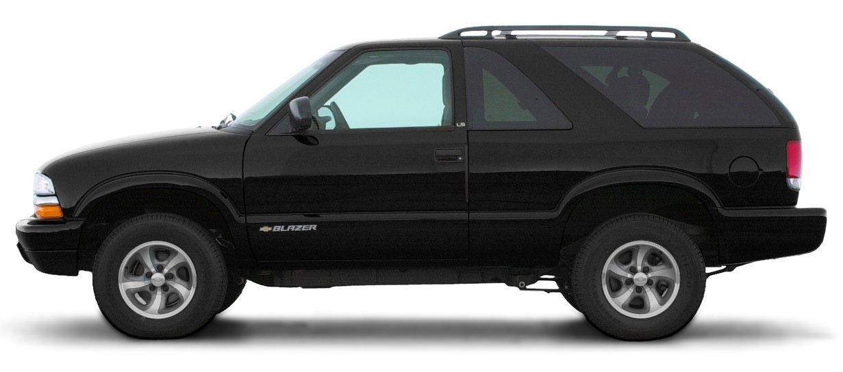 Amazon Com 2000 Chevrolet Blazer Reviews Images And