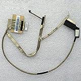 Nbparts NEW LCD Screen Display Flex Cable for Lenovo ThinkPad Edge Edge E430 E430C E435 E445 E530 E535 E545 Series 04W4166 DC02001FQ10 QILE1