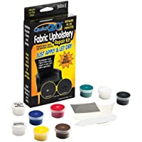 ReStor-it Quick20 Fabric Upholstery Repair Kit, 7 Intermixable Colors, Mixing Cup, Applicator, Color Mixing Guide (18085)