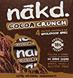 Nakd Bars Cocoa Crunch 35 g (Pack of 3)