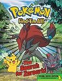 Pokémon Find 'Em All!, . Pikachu Press, 1604381612
