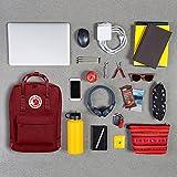 Fjallraven Kanken Laptop Backpack, Ox Red, 13-Inch