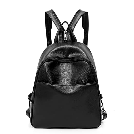 00055aa35c Image Unavailable. Image not available for. Color  FinancePlan Women s Faux  Leather Backpack ...