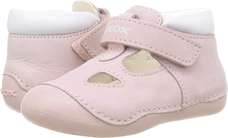 Geox Baby Girls B Tutim A Crawling Baby Shoes