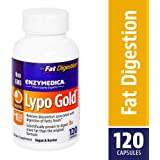 Enzymedica Lypo Gold 120 Capsules