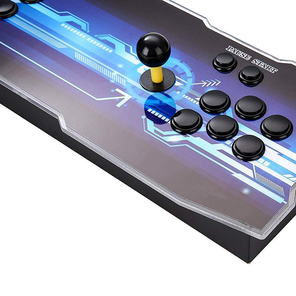 MYMIQEY 3D Pandora Key 7 Arcade Game Console | 2177 Retro HD Games | Full HD (1920x1080) Video | 2 Player Game Controls | Support Multiplayer Online | Add More Games | HDMI/VGA/USB/AUX Audio Output by MYMIQEY (Image #5)
