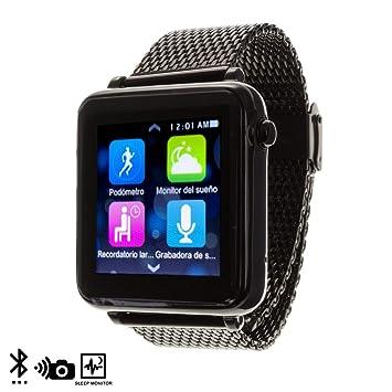 DAM DMQ243 - Sw l1+ Smartwatch, Color Negro: Amazon.es: Electrónica