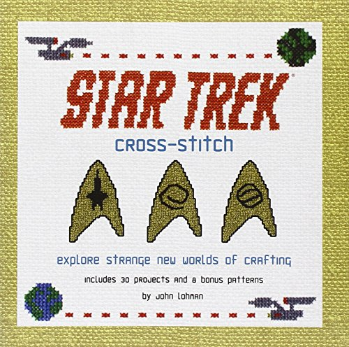 Cross-Stitch: Explore Strange New Worlds of - Express Cross Stitch