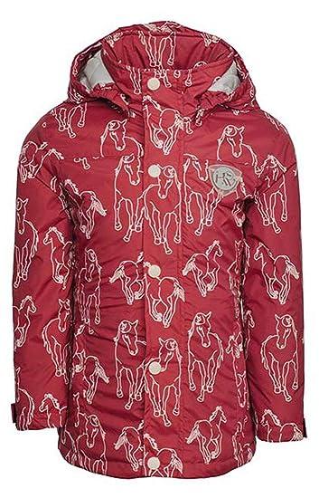 Horseware Kids Horseprint Jacket  Amazon.co.uk  Clothing 00e23cd4c1e